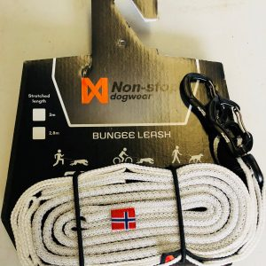 Non-Stop 2 dog line bungee leash