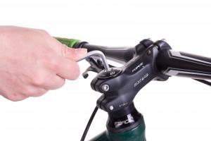Non-Stop bike antenna fixing 1