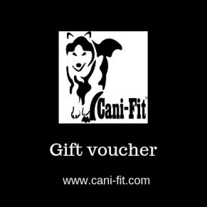 Cani-Fit gift voucher