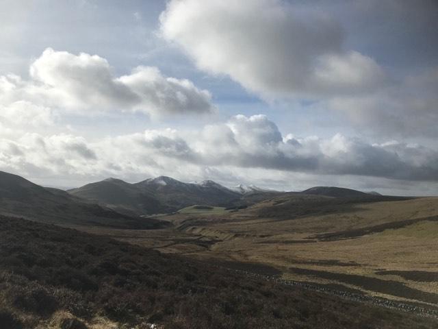 Cani-Hike Adventure Pentland Hills