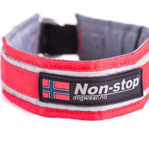 Half Check Collar by Non-Stop